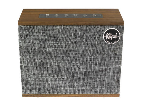 HERITAGE GROOVE Wireless Speaker Walnut