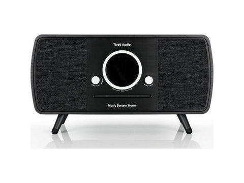 Music All-in-one System Home DAB+ Bluetooth Alexa Black