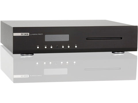 M2s CD : CD Player Black