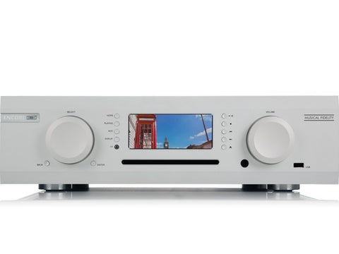 M6 Encore Connect Music System Silver