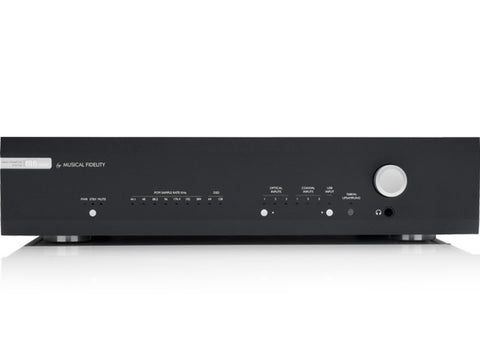 M6s DAC: DSD DAC Pre-amp Headphone Amplifier BLACK