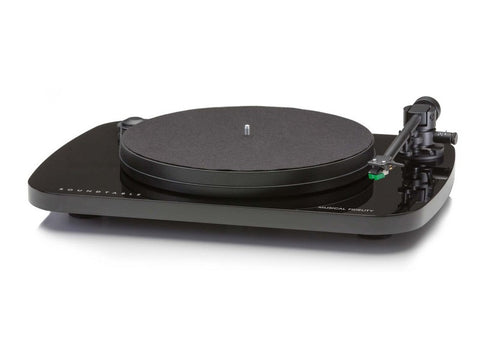 Roundtable Turntable BLACK