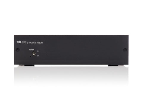 V90-LPS Phono Amplifier Black