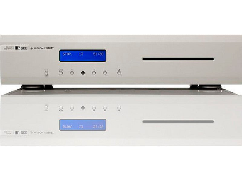 M2s CD : CD Player Silver