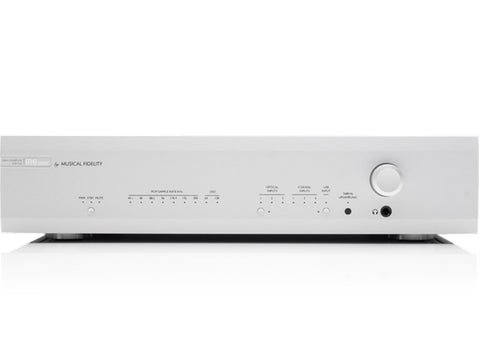 M6s DAC: DSD DAC Pre-amp Headphone Amplifier SILVER