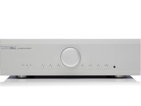 M6si: 220 Watt Dual Mono Integrated Amplifier Silver