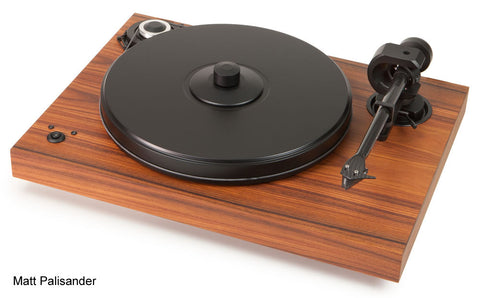 2Xperience SB DC Pallisander Turntable without cartridge