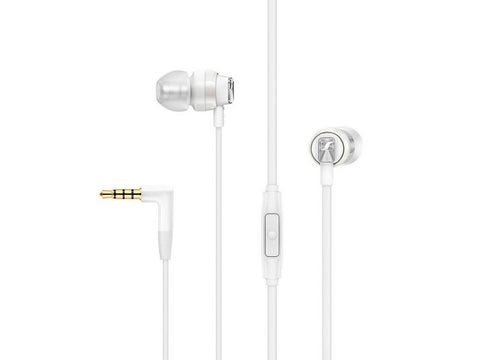 CX 300S In-Ear Wired Headset White