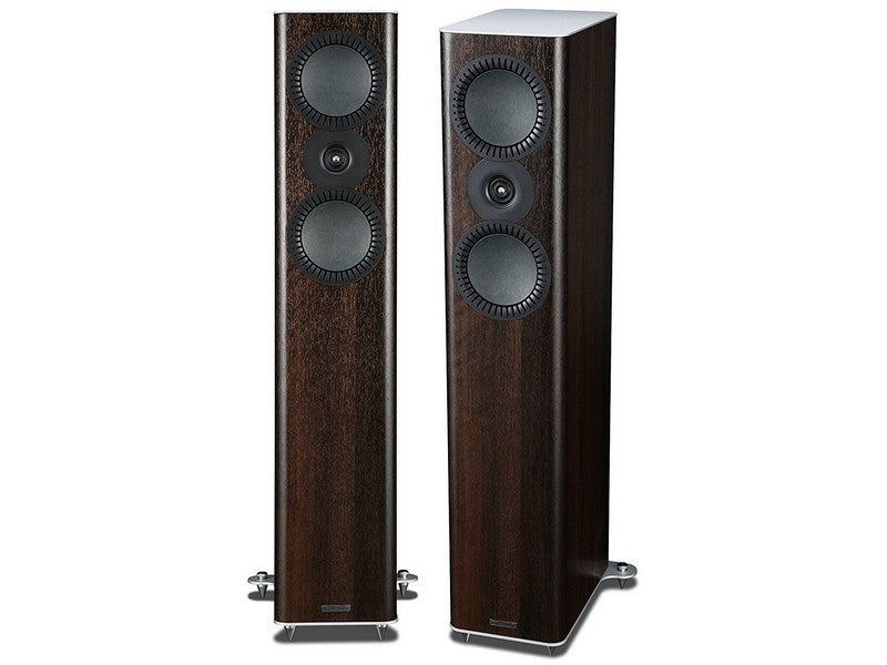 QX-3 Floorstanding Speaker Pair Walnut