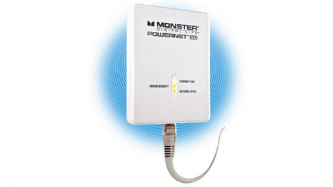 Powernet 50 200Mbps Ethernet Over Power Network Extender PLN 50