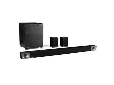 BAR 48 Soundbar Subwoofer Surround Speaker 5.1 Package