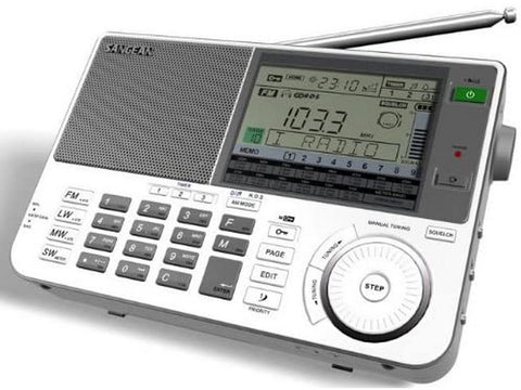 ATS-909X Portable World Radio Receiver