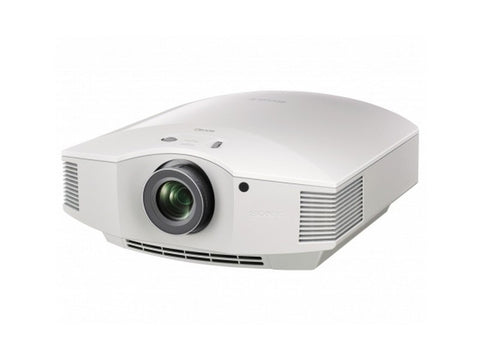VPL-HW45ES Full HD Home Cinema Theatre Projector WHITE