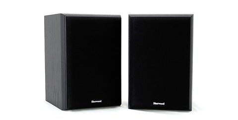 TEATRO BLACK 5R Bookshelf Speakers
