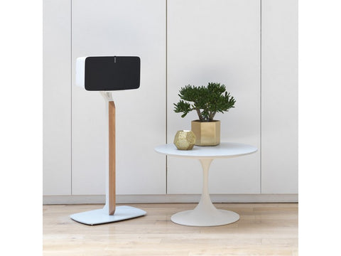 SONOS PLAY:5 Premium Floorstand White/Oak Single