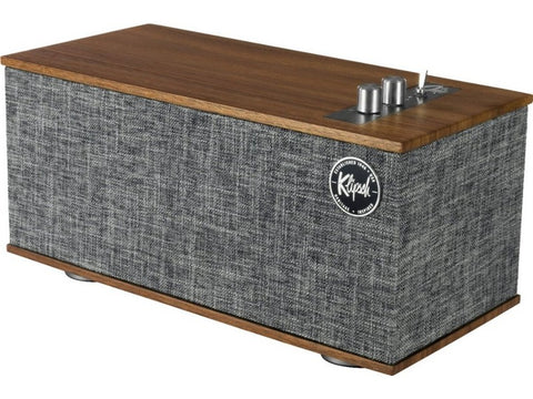 THE ONE II Portable Powered Audio System Walnut