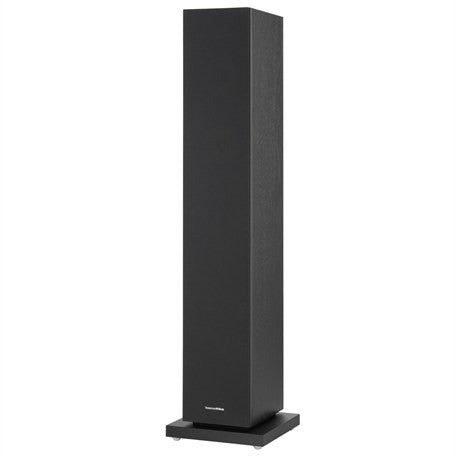 684 S2 Black Ash Floor Standing Speaker Pair Ex Demo