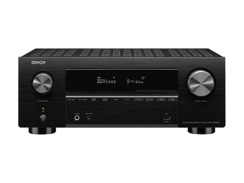 AVCX3700B 9.2ch 8K AV Receiver with HEOS Built-in
