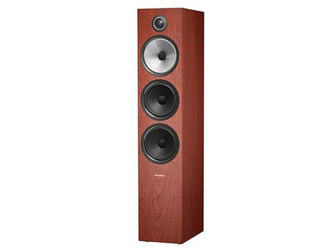 703 S2 3-WAY Floor Standing Speaker Pair Rosenut