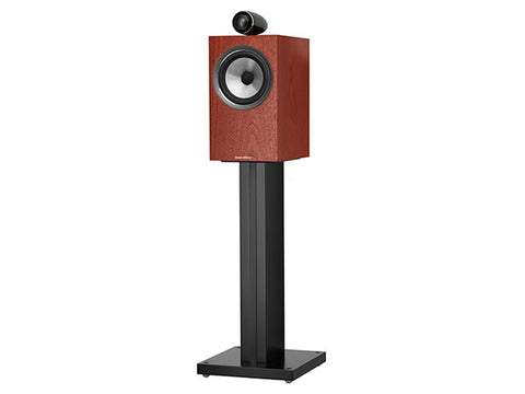 705 S2 Bookshelf 2-way Speaker Pair Rosenut