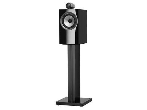705 S2 Bookshelf 2-way Speaker Pair Gloss Black
