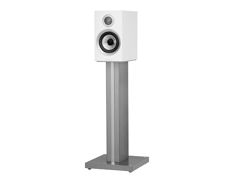 707 S2 2-WAY Shelf / Stand Mount Speaker Pair Satin White