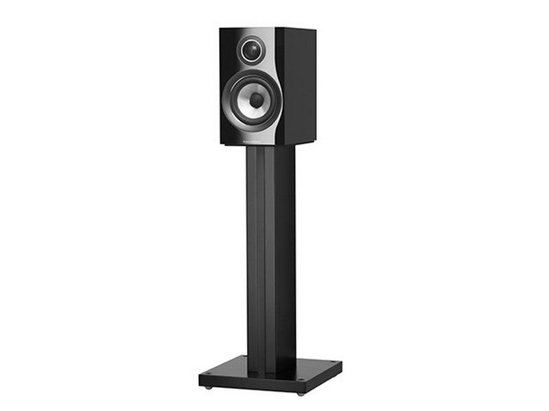 707 S2 2-WAY Shelf / Stand Mount Speaker Pair Gloss Black