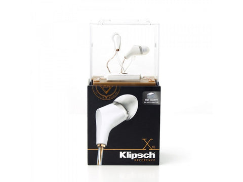 REFERENCE X6i In-ear Headphones White