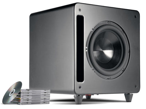 "DSW PRO 440 Black 8"" High Performance Subwoofer"