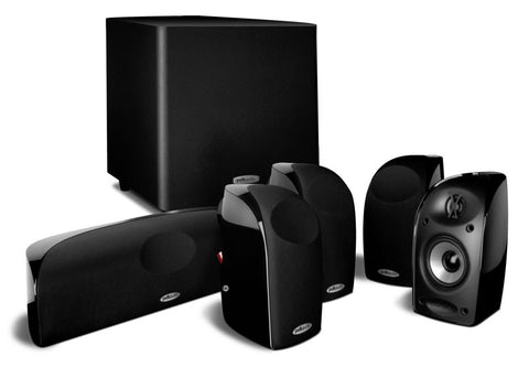 TL1600 6-piece home theater system