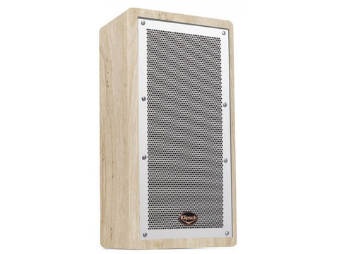 "KI-102-SMA-II Trapezoidal 8"" 2-way Raw Birch Speaker Each"