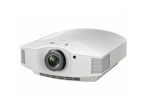Home Theatre Projector FULL HD 3D SXRD VPLHW65ESB White