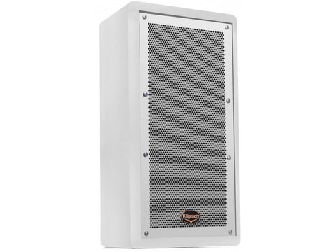 "KI-102-SMA-II Trapezoidal 8"" 2-way White Speaker Each"