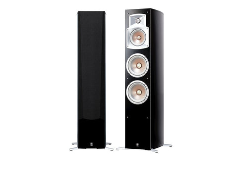 NS-555 Floorstanding 3-way Speaker Pair
