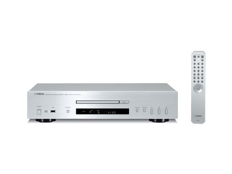 CD-S700 High Precision CD Player Silver
