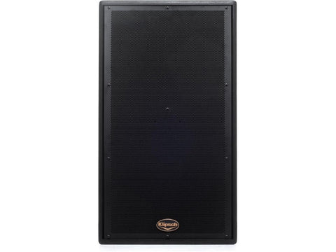 "KI-362-SMA-II Trapezoidal 15"" 3-way Black Speaker Each"