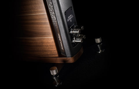 Olympica II Loudspeaker Pair Walnut - EX DISPLAY