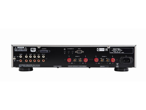 A11 Integrated Amplifier Black