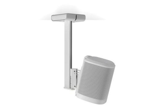 Ceiling Bracket for Sonos ONE or PLAY:1 Single White