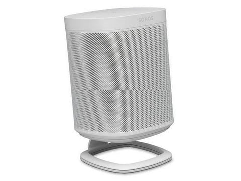Desk Stand for SONOS ONE OR PLAY:1 Single White