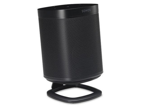 Desk Stand for SONOS ONE OR PLAY:1 Single Black