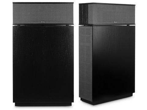 Klipschorn AK6 Heritage Floorstanding Speakers Pair BLACK