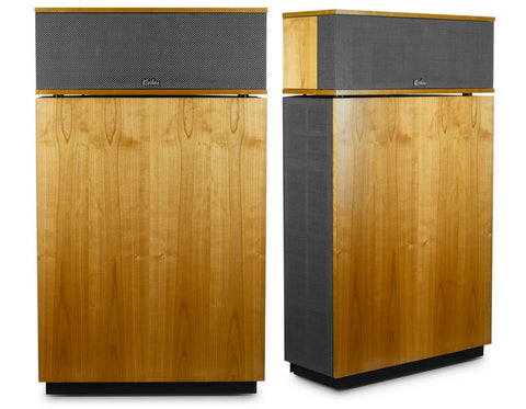 Klipschorn AK6 Heritage Floorstanding Speakers Pair CHERRY