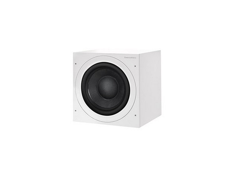 ASW610 Active Subwoofer Matte White New Model October 2018