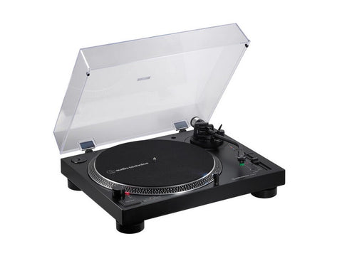 Wireless Direct-drive Turntable Black AT-LP120xBT-USB BT Analog USB- Available February