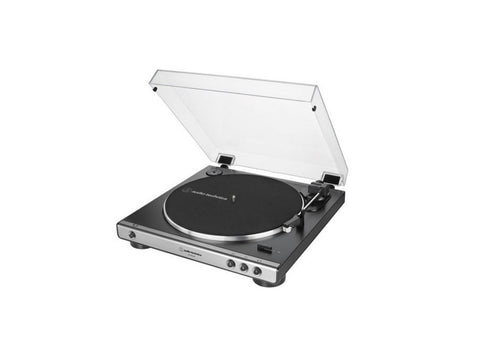 AT LP60XBT Fully Automatic Belt-Drive Stereo Turntable with Bluetooth White