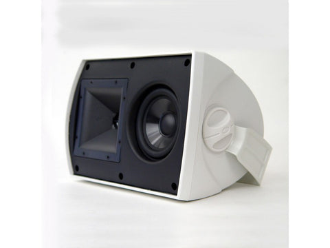 "AW-525 5.25"" All-Weather Speaker Pair White"