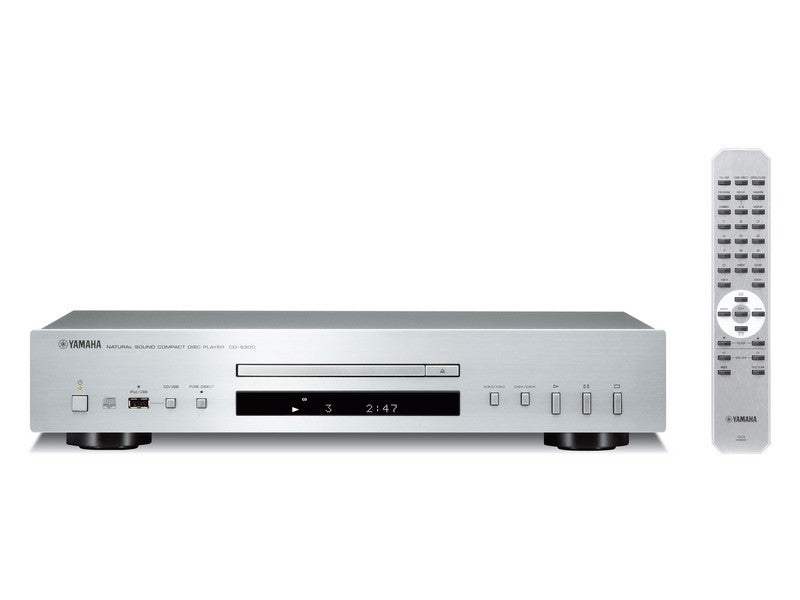 CD-S300 CD Player Silver