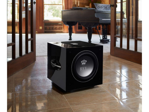 S/812 Active Subwoofer Black