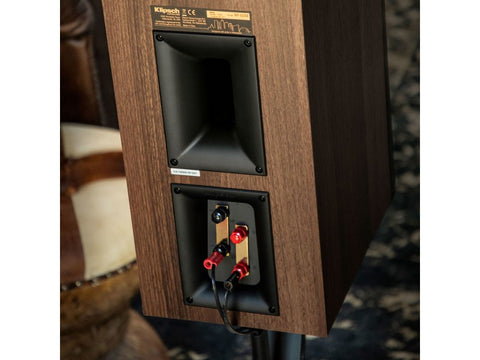RP-600M Bookshelf Speaker Pair Walnut